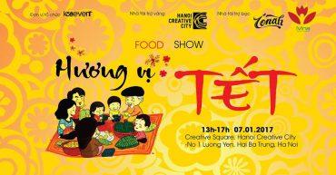 Trải nghiệm tết Việt cùng Food show - Hương vị Tết - iVina Edu