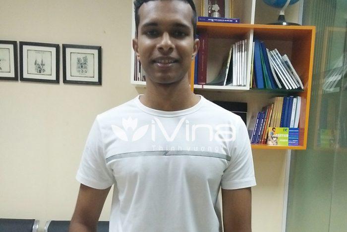 Mr. Dhanuka Nayomal Karunasena