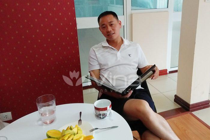 Mr. Tam Hán Chấn