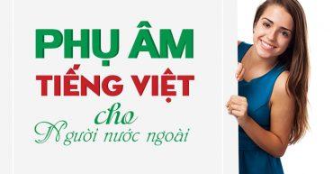 Phụ âm tiếng Việt cho người nước ngoài - iVina Edu