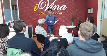 dạy tiếng việt cho người nước ngoài - iVin edu